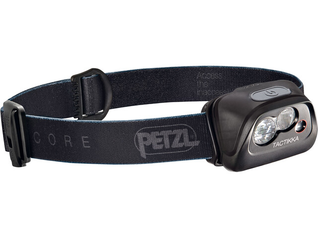 Petzl Tactikka Core Stirnlampe schwarz